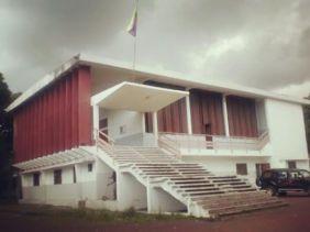 palais justice Comores